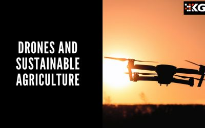 DRONES AND SUSTAINABLE AGRICULTURE